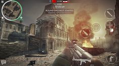 World War Heroes v1.6 [Mod Ammo]   World War Heroes v1.6 [Mod Ammo]Requirements:2.3 and upOverview:Cooperative WW2 online shooter with multiplayer battles.  - Reminder: Join tournaments to win prize rize your clan!  ===Game Features=== Battlefields to choose: 5 maps to try different tactics and find your enemys weak spots! 6 combat modes and opportunity to create your own game with its rules for your friends and your brigade!   Login to Get Daily Free Gifts Login to Get Daily Free Gifts…