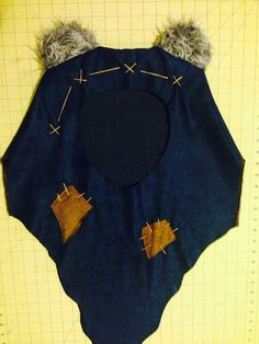 "the Original Ewok Hood ""the stud"" Dark Blue Star Wars Costumes, Cute Costumes, Family Halloween Costumes, Baby Costumes, Halloween Cosplay, Halloween Kids, Ewok Costume, Cosplay Costumes, Star Wars Birthday"