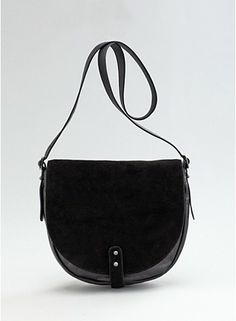 Roundabout Handbag In Italian Leather Elegant Outfit Eileen Fisher Baggage