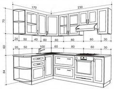Image result for кухонная мебель В АВТОКАДЕ
