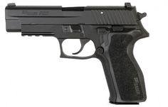 The SIG SAUER® P226® is the pistol that set the standard by which all other combat handguns are measured. Designed as SIG's entrant in the military trials to replace the 1911, today the P226