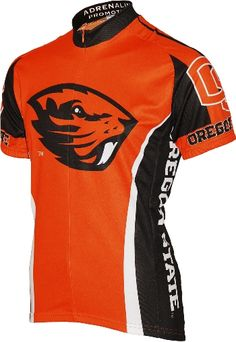 Oregon State University Beavers Cycling Jersey Free Shipping - see it at  http    eeed5bd3c