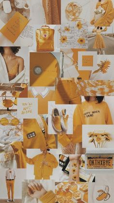 Most of the most popular bags do not meet a certain aesthetics this season. Iphone Wallpaper Tumblr Aesthetic, Aesthetic Pastel Wallpaper, Aesthetic Backgrounds, Aesthetic Wallpapers, Yellow Aesthetic Pastel, Aesthetic Colors, Aesthetic Collage, Aesthetic Vintage, Aesthetic Grunge