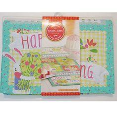 "Blossom & Blooms Boutique Happy Spring Table Runner-36"" Blossom http://www.amazon.com/dp/B01095I0XY/ref=cm_sw_r_pi_dp_EGISvb1P83NXZ"