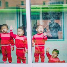 Planning escape for a bunch of North Korean kids by olenapetrosyuk