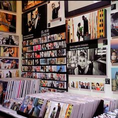 Can I have a music and movie room in my home That looks like an old record store?!