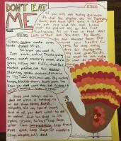 Always Write: RheTURKical Triangles! Applying Aristotle to Thanksgiving! Argumentative Writing, Mentor Texts, Writing Lessons, Thanksgiving, How To Apply, Teaching, How To Plan, My Favorite Things, Organizers