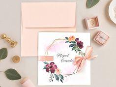Faire-part chic 2020 : découvrez leur nouvelle collection Wedding Stationery, Wedding Planner, Wedding Invitations, Wedding Art, Wedding Colors, Kids Graphics, Baby Shower Cards, Online Gifts, Just Married