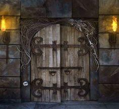 horror doors - Google Search