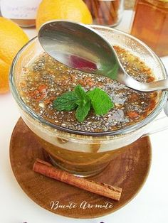 Chia, Raw Vegan, Panna Cotta, Pudding, Sweets, Cookies, Healthy, Ethnic Recipes, Desserts