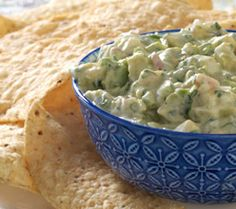 Celebrate the Summer of Champions! Check out this delicious recipe for Greek Yogurt Guacamole with Alex Morgan from Kroger.