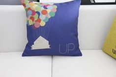 Cotton linen Pillow cover/Decorative throw by sunnybeauty on Etsy, $15.99