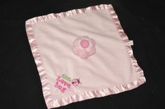 Circo Target Pink Little Love Bug Flower Ladybug Baby Security Blanket Lovey Toy #Circo