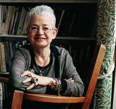 Jacqueline Wilson, who wrote many books that made me feel better.