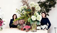 The Australian florist causing a stir in London: Having established a name for her Fjura floral styling in Sydney, Simone Gooch has teamed up with Lucinda Bell Johnson to take on London. And the Brits have fallen in love with their creations.