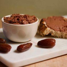 Vegansk sjokoladepålegg Pudding, Desserts, Food, Tailgate Desserts, Deserts, Eten, Puddings, Postres, Dessert