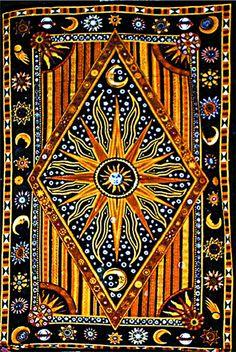 Tapestry Sun in Sun Single Size