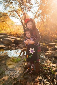 Fall Children Photography Session at Mingo Creek Park   Kristin Merck Photography Pittsburgh Child Photographer
