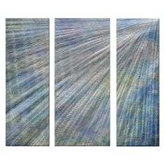 "Bliss Abstract Metal Wall Art. Target. 28.0 "" L x 1.5 "" D x 23.5 "" W $149.99"