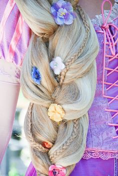 "anonymousedisneylover: ""Rapunzel - Costume Detail by aimsational on Flickr. """