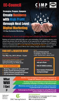 Free Seminar Program Certified Internet Marketing Practitioner (CIMP) Free training course at earningwithease.com for making money online