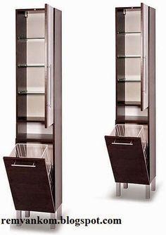 36 Ideas For Bathroom Furniture Storage Tiny House Shower Storage, Small Bathroom Storage, Laundry In Bathroom, Bathroom Towels, Bathroom Fixtures, Bathroom Repair, Bathroom Interior Design, Bathroom Furniture, Furniture Storage