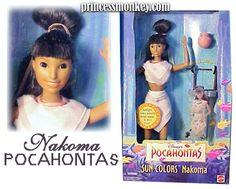 nakoma barbie doll