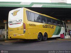 Ônibus da empresa Empresa Gontijo de Transportes, carro 12030, carroceria Busscar Jum Buss 360, chassi Scania K124. Foto na cidade de Presidente Prudente-SP por paulo j.s.ferre ferre, publicada em 03/07/2011 11:18:38.