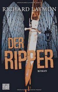 Medienhaus: Richard Laymon - Der Ripper (Horrorroman, 2009)