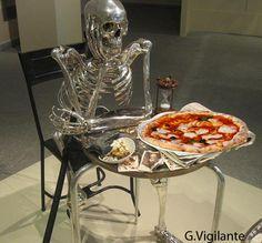 Morte e Pizza