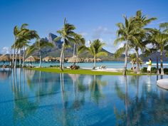 Four Seasons Resort Bora Bora, French Polynesia | HomeDSGN, a daily source for inspiration and fresh ideas on interior design and home decoration.