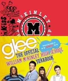Glee: The Official William McKinley High School Yearbook by Debra Mostow Zakarin, http://www.amazon.com/dp/0316123587/ref=cm_sw_r_pi_dp_tJGOpb0NRVN8F