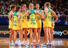 Sharni Layton Photos Photos: 2015 Netball World Cup - Australia v South Africa Australian Netball Team, Netball Uniforms, Netball Games, Netball Australia, First Round, Sports Women, World Cup, All Star, South Africa
