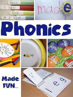 Phonics made fun