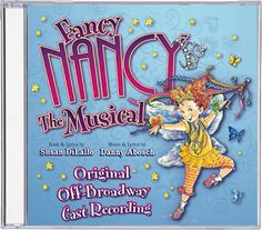 Clipping Money: Fancy Nancy The Musical CD -Great #Christmas #Gift...