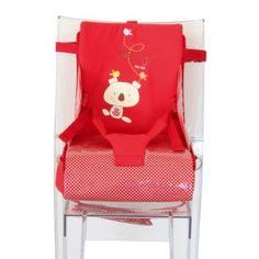 Portable Baby High Chair - Tuc Tuc Koala  Shop now: www.kidsandchic.com/portable-baby-high-chair-tuc-tuc-koala.html  #babychair #highchair #baby #toddler #kidsboutique #tuctuc #shoponline #babygift #travelhighchair