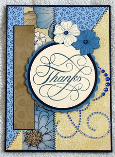 """Pemberly and new """"Thanks"""" stamp"""