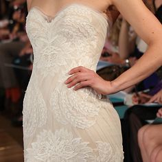 Lace Wedding Dresses from Spring 2013 | Wedding Dresses | Brides.com : Brides