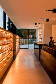 Commercial buildings pharmacy Sint-Martens-Latem