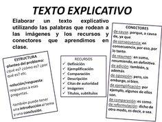 Estación Lengua y Literatura: Texto explicativo, ejercicios