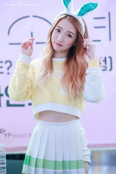 Mei Qi // Cosmic Girls
