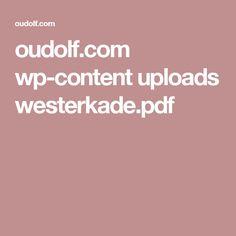 oudolf.com wp-content uploads westerkade.pdf