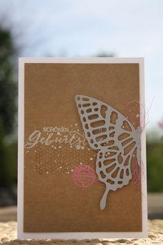 Butterflies thinlits, Butterfly Basics