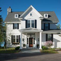 Blue Front Door Colors   Home with Keki / Interior Design Blog