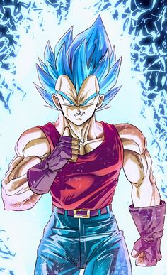 Vegeta - Dragon Ball #GG #anime