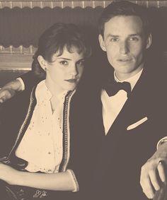 Eddie and Emma.. My week with Marilyn