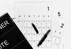 DISTRICT F - PRINTABLE CALENDAR 2018 #calendar #planner #printablecalendar #2018calendar #2018planner #df_calendar #district_f