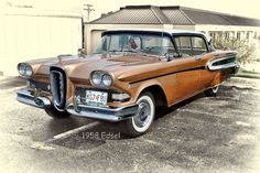 Ford Company, Ford Motor Company, Edsel Ford, Car Ford, Vintage Cars, Antique Cars, Automobile, Cool Old Cars, Ford Ltd