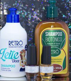 CHEGOU POR AQUI - A última caixinha do ano da Netfarma chegou por aqui! Esse mês pedi dois shampoo`s da marca Retrô e duas bases da marca Garda. Em breve no blog.  www.fascinioporesmaltes.com