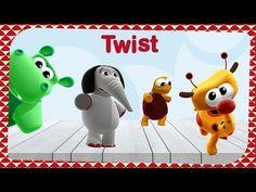 Bekijk het filmpje Dieren doen de Twist van BabyTV op Kids-Tube.nl. De leukste kinderfilmpjes kijk je hier!